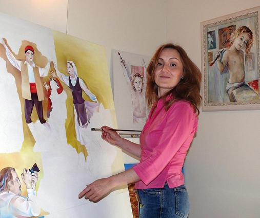 Entrevista a Elena 'Kudry' (Ruso) Versión del Director