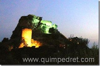 Castell de Quermanço de Vilajuiga