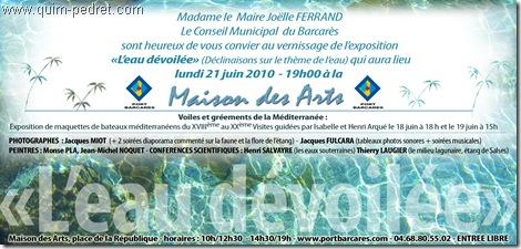 Invitacion Monse Pla Le Barcares