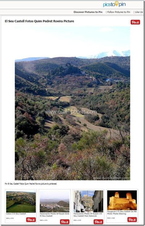 Quim Pedret El meu Castell a Castellnou¿.