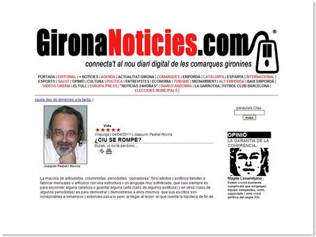 Girona CIU