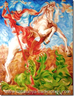 Sant Jordi, Saint George, San Jorge