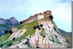 Subira Castell de Quermançó