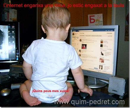 L'internet enganxa