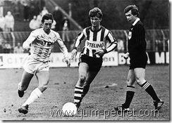 Cruyff y Van gaal