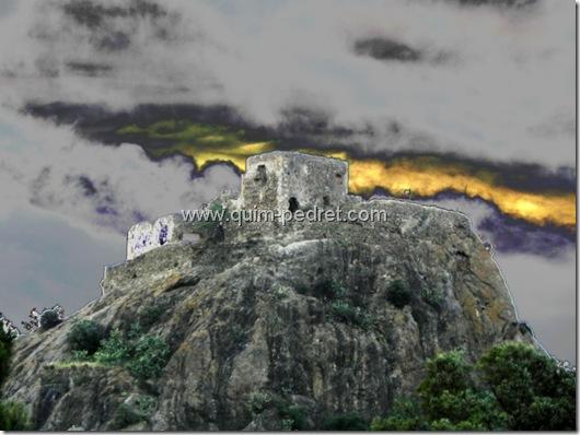 Castell de Quermançó Quim Pedret