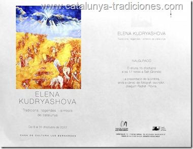 Invitació Elena Kudrtashova