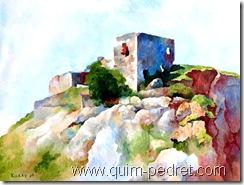 Castell de Quermançó - Elena Kudry