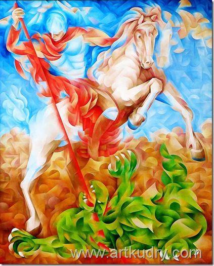 Sant Jordi Kudry