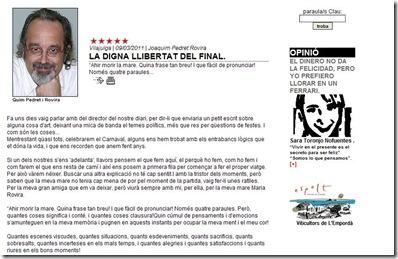La mare Girona noticies