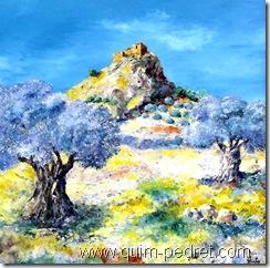 Pere Hurtos Castell de Quermançó